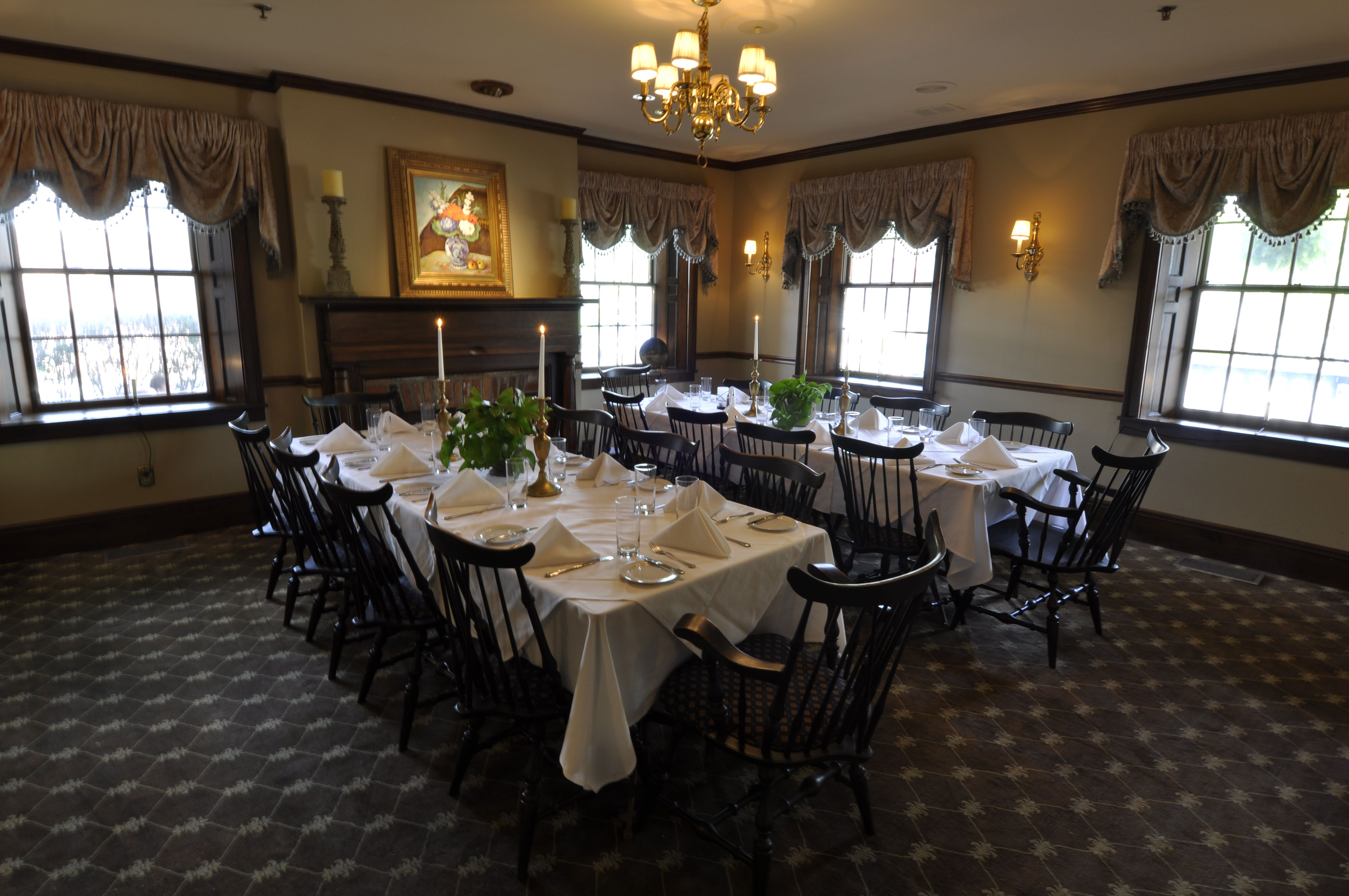 The Formal Room